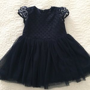 Bardot Junior navy dress bae0d720d